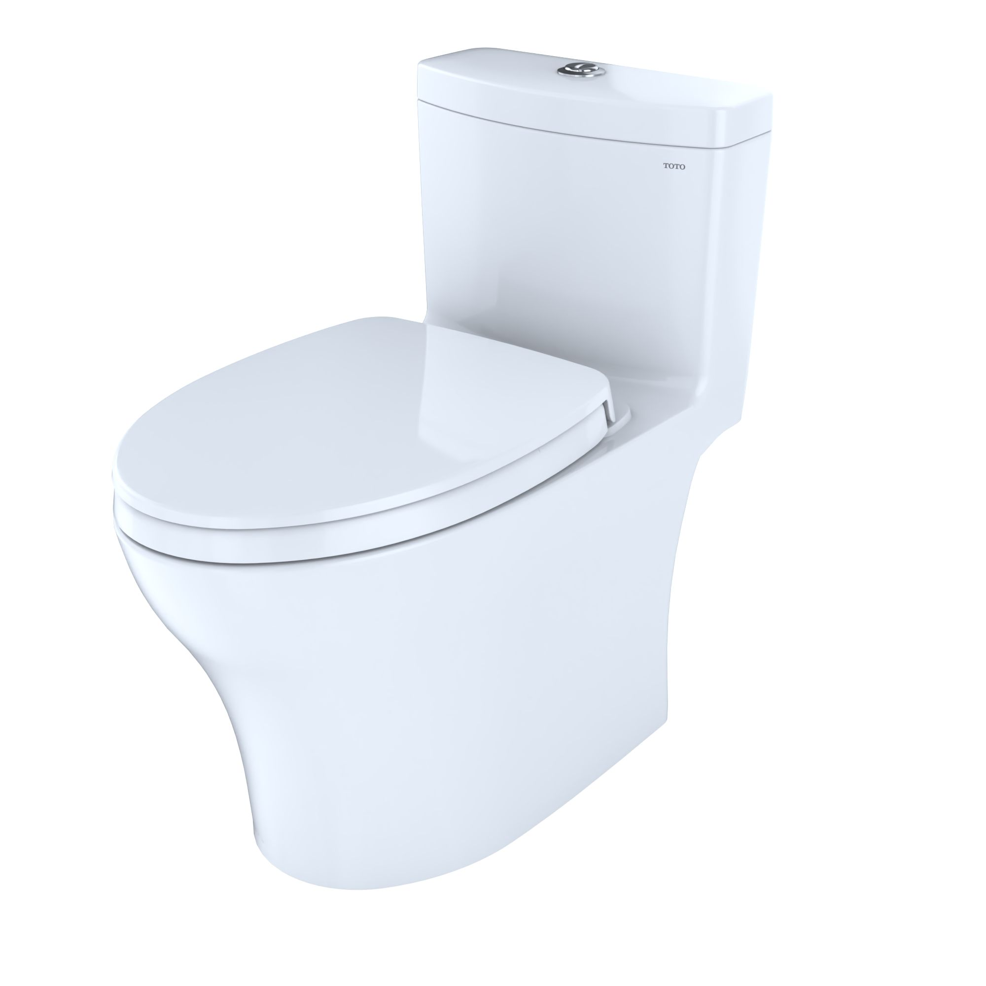 Marvelous Aquia Iv One Piece Toilet 1 28 Gpf 0 8 Gpf Elongated Alphanode Cool Chair Designs And Ideas Alphanodeonline