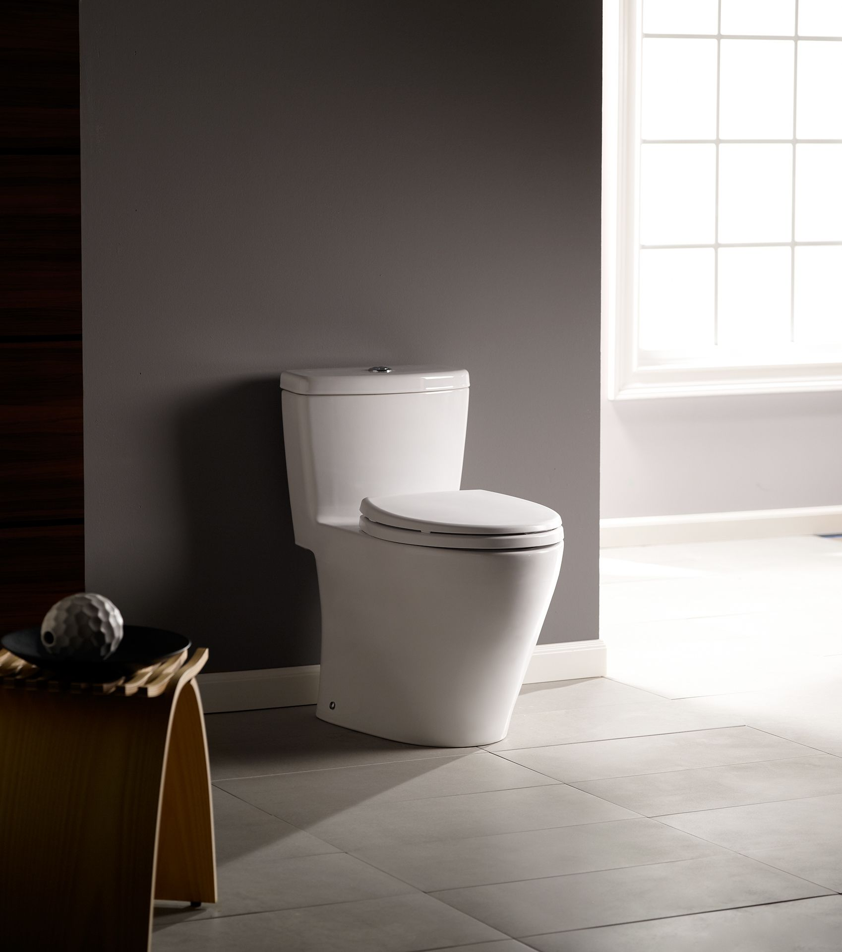 Aquia® One-Piece Toilet, 1.6 GPF & 0.9 GPF, Elongated Bowl - TotoUSA.com