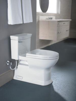 Eco Soir 169 E 174 One Piece Toilet 1 28 Gpf Elongated Bowl