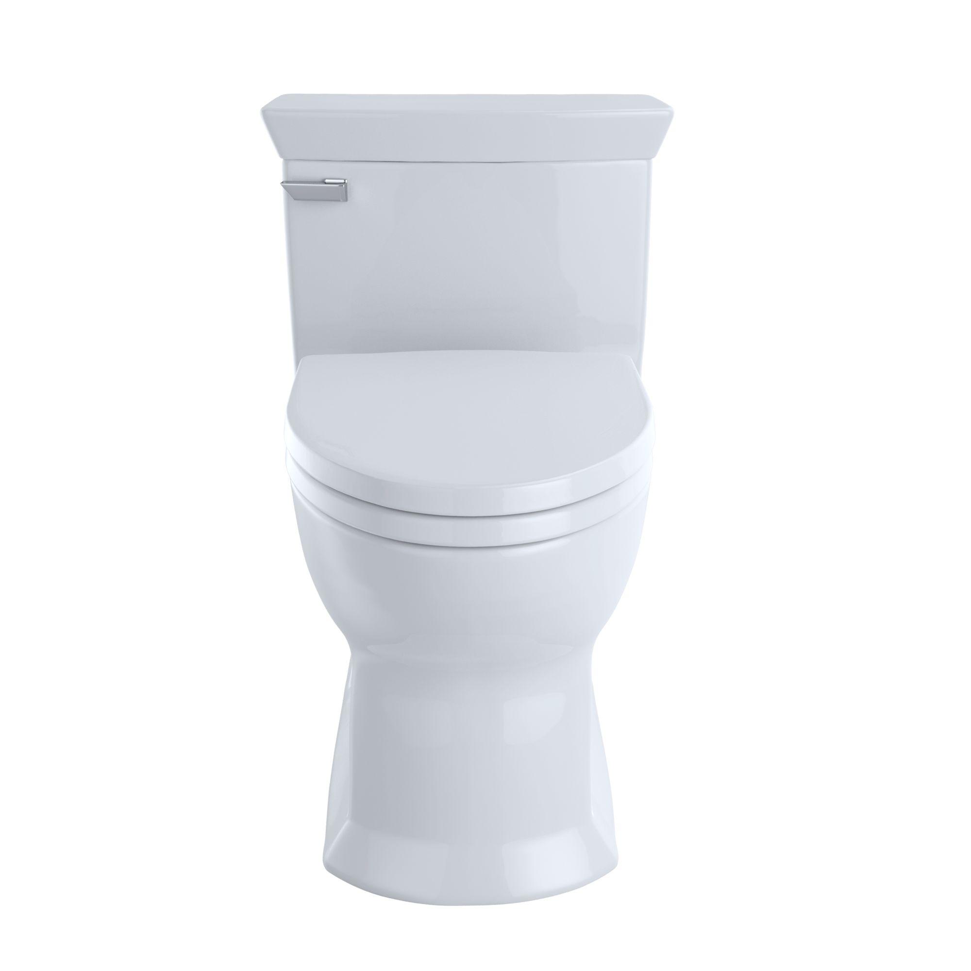 Eco Soir©e® One Piece Toilet, 1.28 GPF, Elongated Bowl - TotoUSA.com