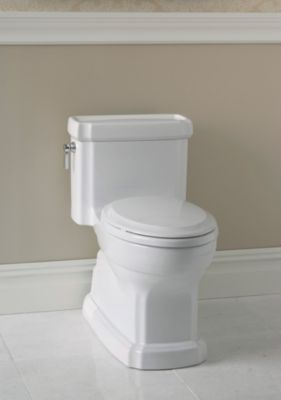 eco guinevere onepiece toilet 128 gpf elongated bowl