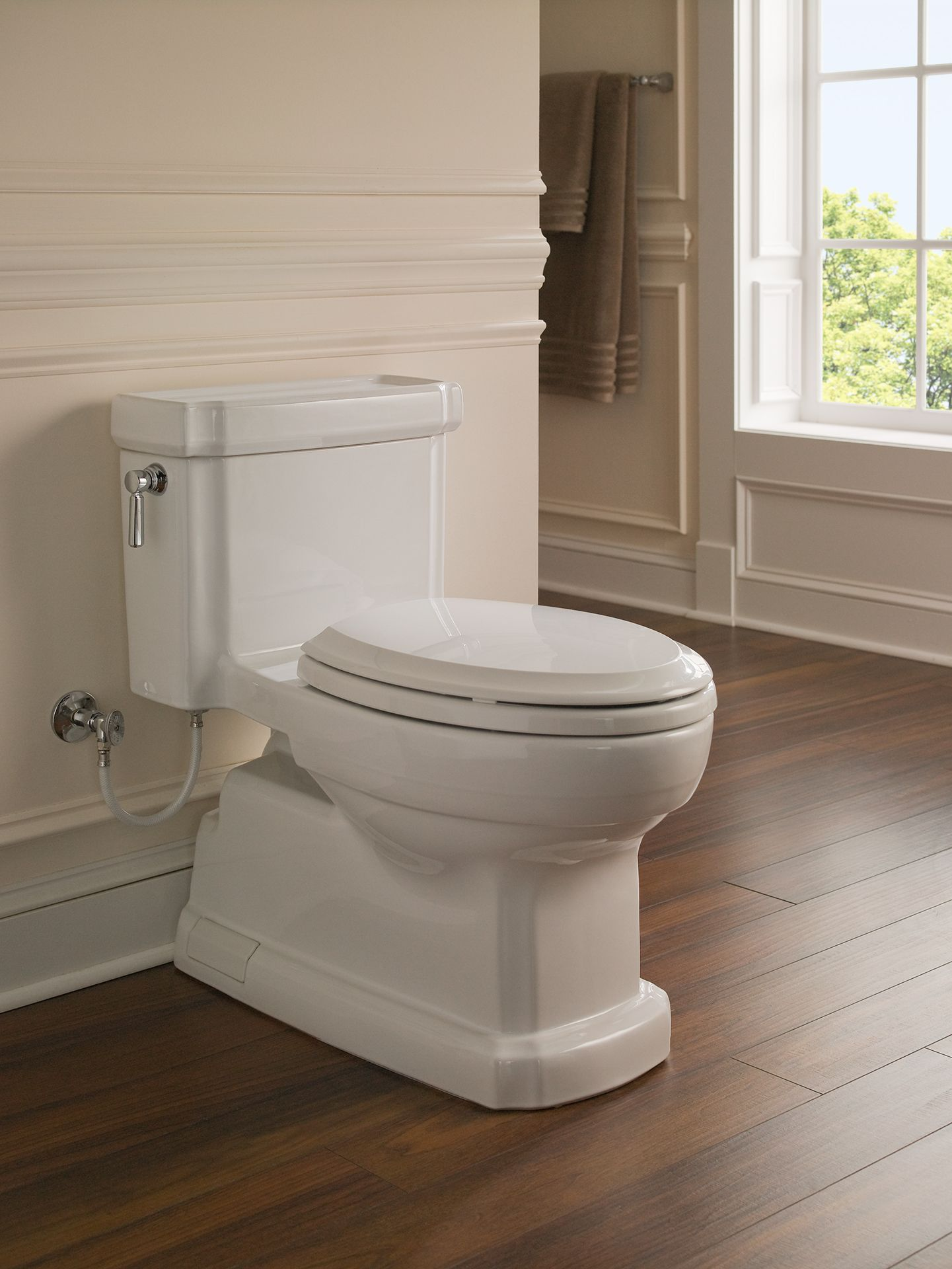 Eco Guinevere 174 One Piece Toilet 1 28 Gpf Elongated Bowl