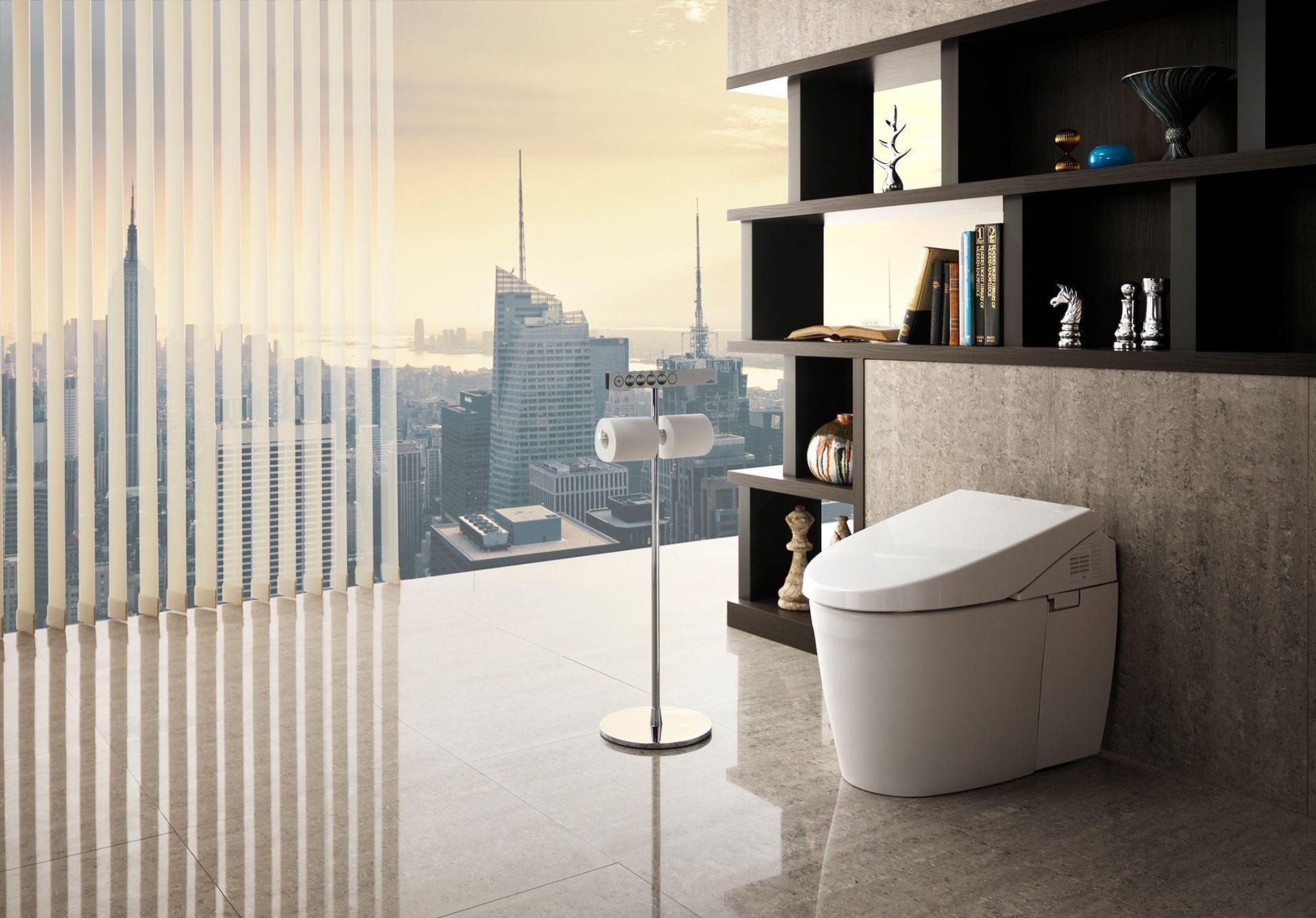 Neorest® 550H Dual Flush Toilet, 1.0 & 0.8 GPF - TotoUSA.com