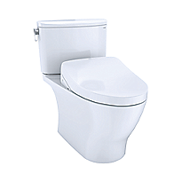 Nexus® WASHLET®+ S550e Two-Piece Toilet - 1.28 GPF