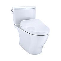 Nexus® 1G– Toilette deux pièces Washlet®+ S550e– 1,0gpc
