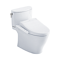 Nexus® 1G - WASHLET®+ C2 Two-Piece Toilet - 1.0 GPF