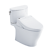 Nexus® 1G - WASHLET®+ C5 Two-Piece Toilet - 1.0 GPF