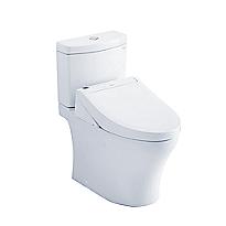 Aquia® IV 1G - WASHLET®+ C5 Two-Piece Toilet - 1.0 GPF & 0.8 GPF - Universal Height