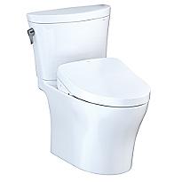 Aquia® IV Arc - WASHLET®+ S500e Two-Piece Toilet - 1.28 GPF & 0.8 GPF
