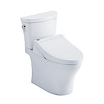 Aquia® IV Arc - WASHLET®+ C5 Two-Piece Toilet - 1.28 GPF & 0.8 GPF