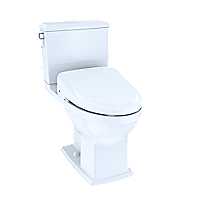 Connelly - WASHLET®+ S500e Two-Piece Toilet - 1.28 GPF & 0.9 GPF