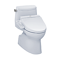 Carlyle® II 1G WASHLET®+ C100 One-Piece Toilet - 1.0 GPF