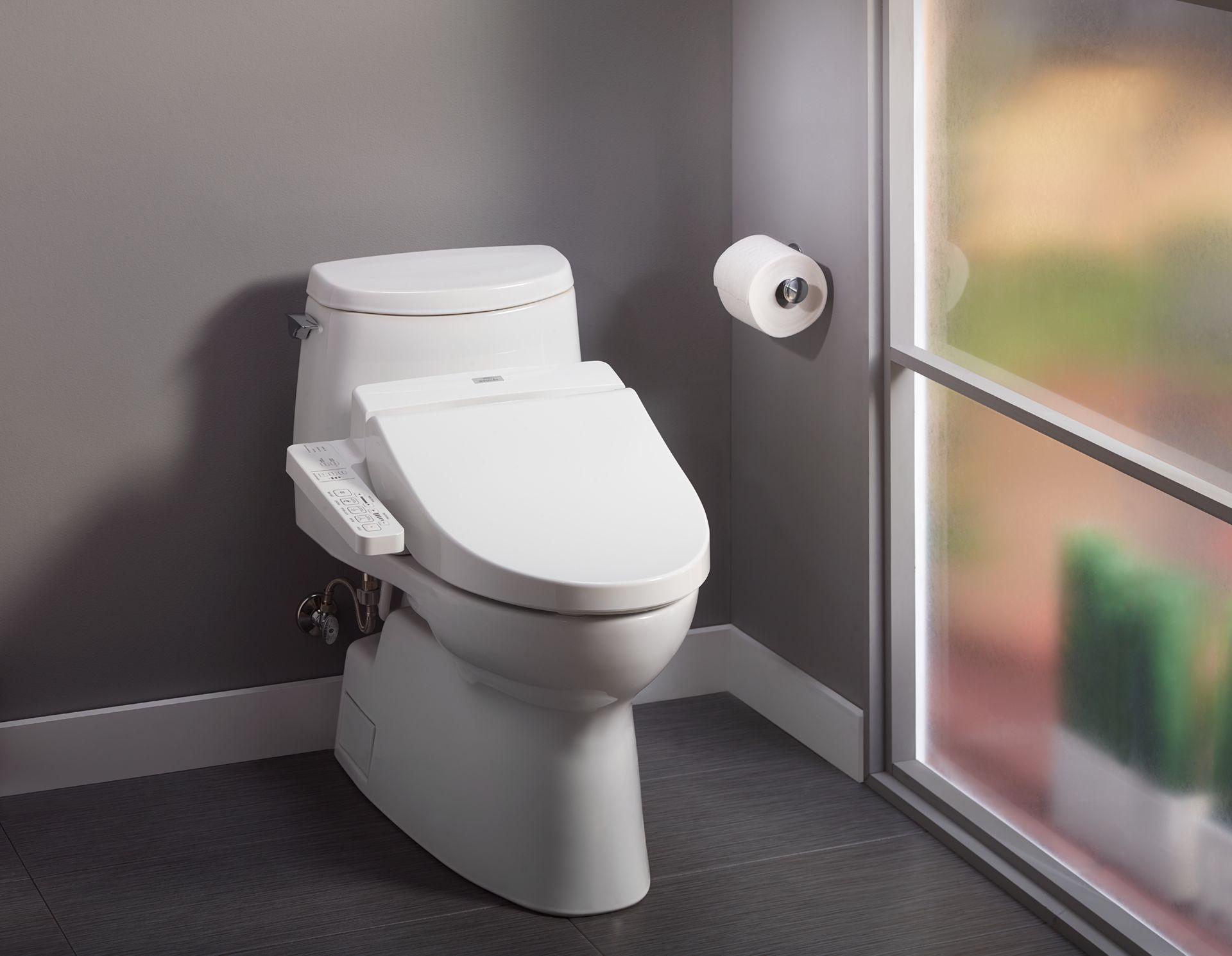 Carlyle 174 Ii 1g Washlet 174 C100 One Piece Toilet 1 0 Gpf