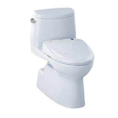 Carlyle® II WASHLET®+ S350e One Piece Toilet   1.28 GPF