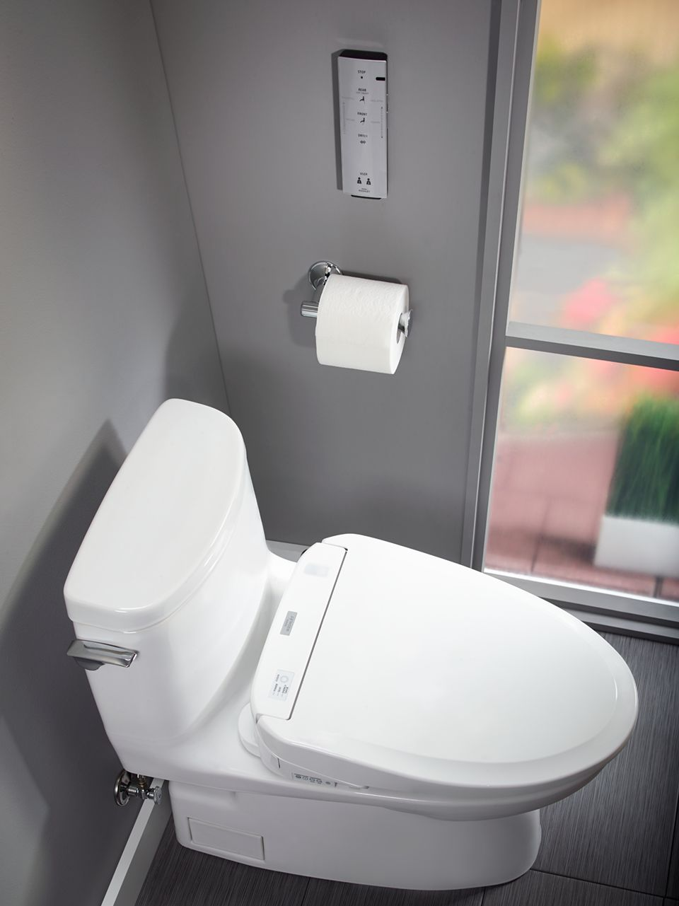 Carlyle 174 Ii 1g Washlet 174 S350e One Piece Toilet 1 0 Gpf