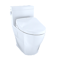 Legato - WASHLET®+ S500e One-Piece Toilet - 1.28 GPF
