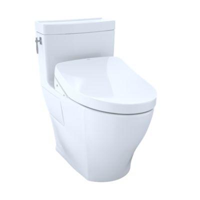 Aimes Washlet S500e One Piece Toilet 1 28 Gpf