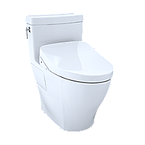Aimes - WASHLET®+ S500e One-Piece Toilet - 1.28 GPF