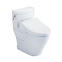 Aimes - WASHLET®+ C5 One-Piece Toilet - 1.28 GPF