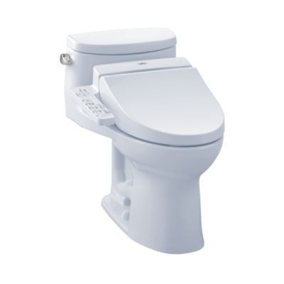 Supreme 174 Ii Washlet 174 C100 One Piece Toilet 1 28 Gpf