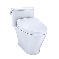Nexus® 1G– Toilette monobloc Washlet®+ S500e– 1,0gpc
