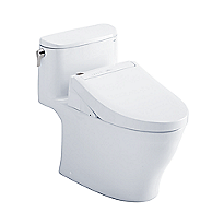 Nexus® 1G - WASHLET®+ C5 One-Piece Toilet - 1.0 GPF