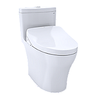 Aquia® IV - WASHLET®+ S500e One-Piece Toilet - 1.0 GPF & 0.8 GPF