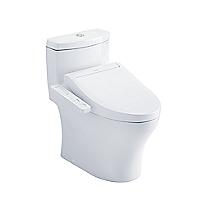 Aquia® IV 1G - WASHLET®+ C2 One-Piece Toilet - 1.0 GPF & 0.8 GPF