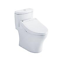 Aquia® IV - WASHLET®+ C5 One-Piece Toilet - 1.28 GPF & 0.8 GPF
