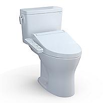Drake® WASHLET®+ C2 Two-Piece Toilet - 1.28 GPF & 0.8 GPF