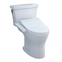 Drake® Transitional WASHLET®+ C2 Two-Piece Toilet - 1.28 GPF & 0.8 GPF - Universal Height