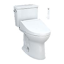 Drake® WASHLET®+ C5 Two-Piece Toilet - 1.6 GPF - Universal Height