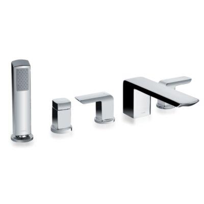 Soirée Widespread Lavatory Faucet, 1.5 GPM - TotoUSA.com