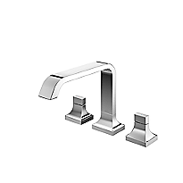 GC Three-hole Roman Tub Filler Trim