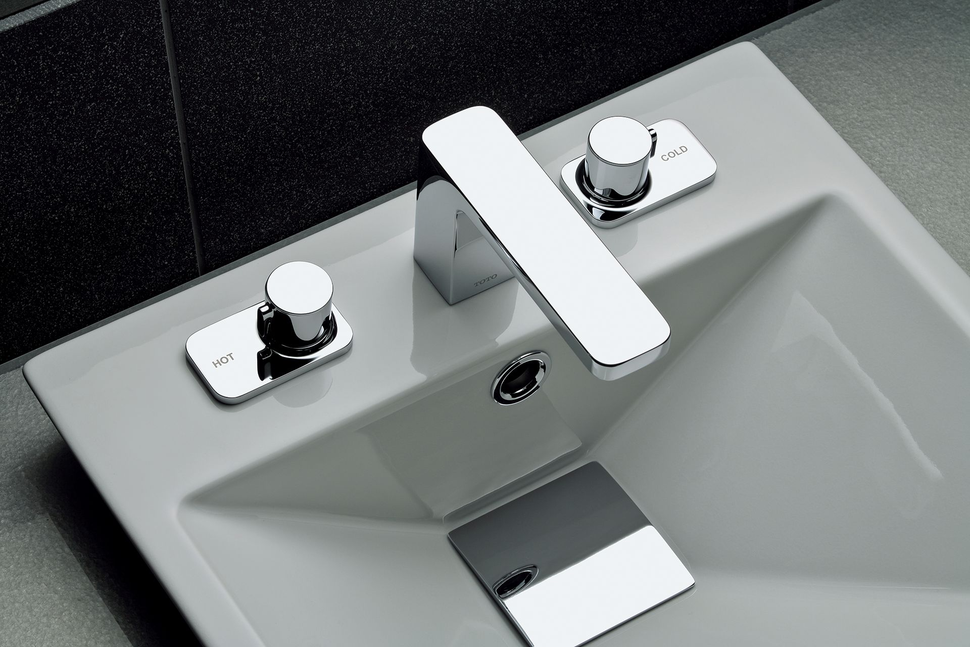 Kiwami® Renesse® Widespread Lavatory Faucet, without Pop-up Drain ...