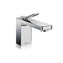 Robinet de lavabo Kiwami® Renesse® à une poignée, sans bonde mécanique