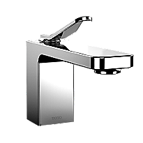 Robinet de lavabo Kiwami® Renesse® à une poignée, avec bonde mécanique
