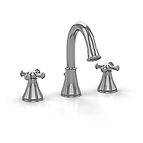 Vivian™ Alta Lavatory Faucet with Cross Handles