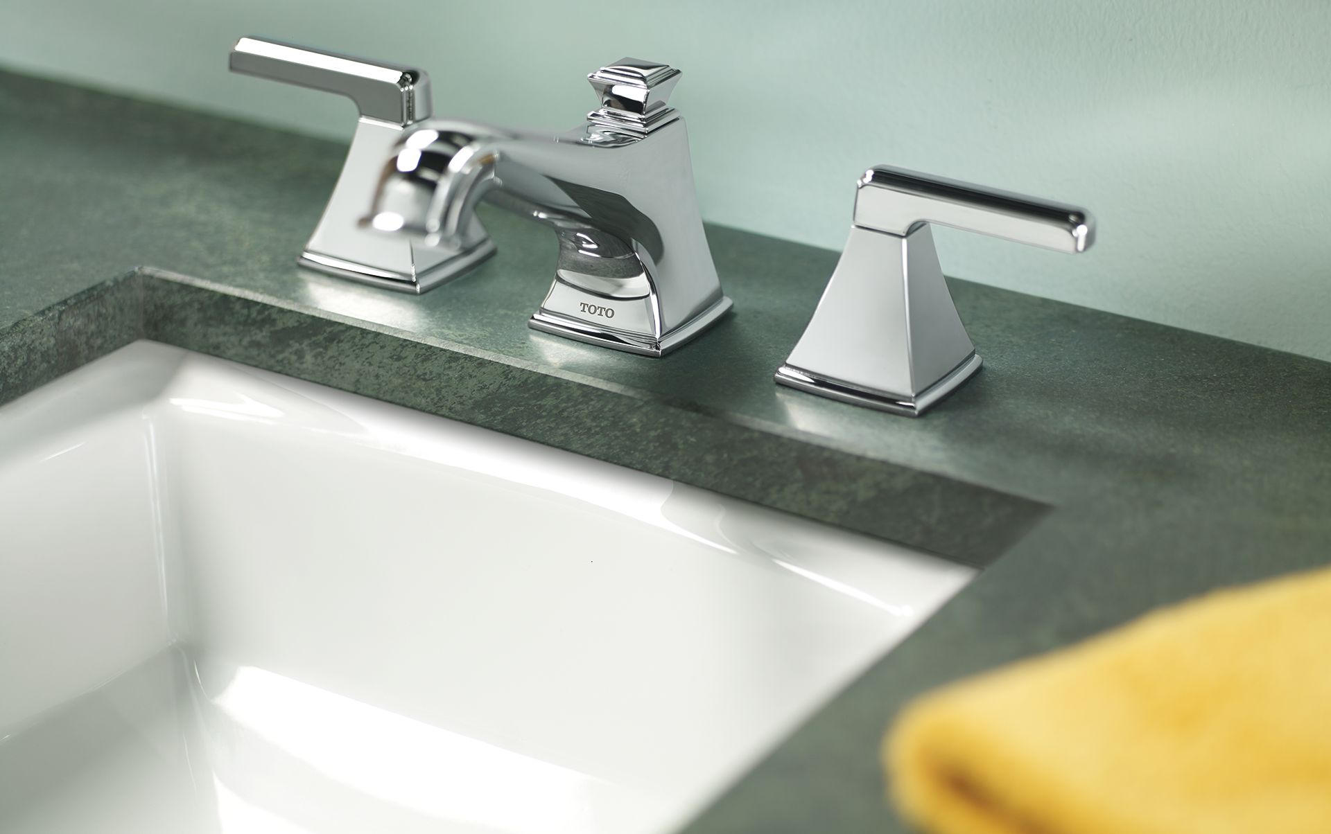 Connelly™ Widespread Lavatory Faucet - TotoUSA.com