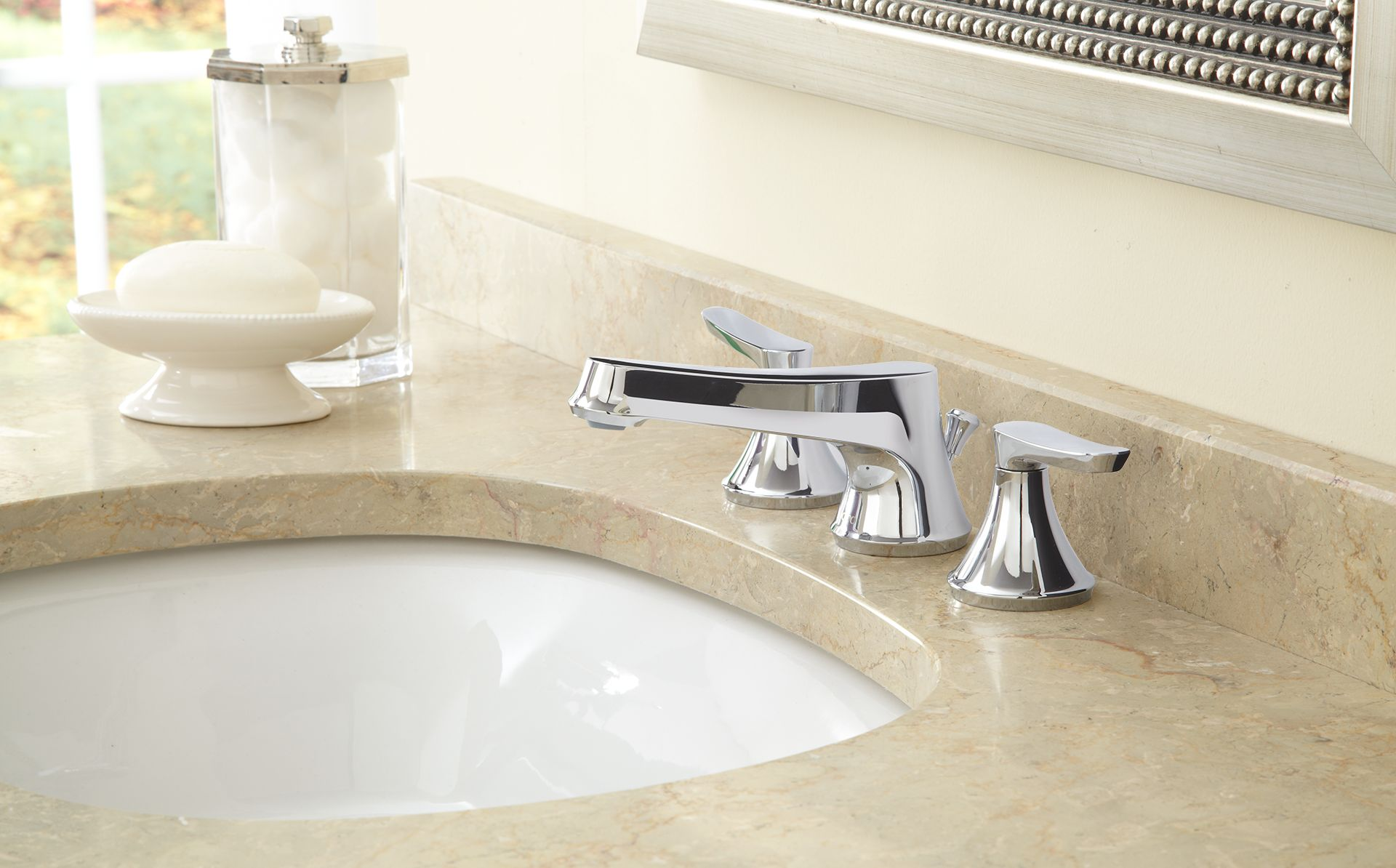 Wyeth™ Widespread Lavatory Faucet - TotoUSA.com