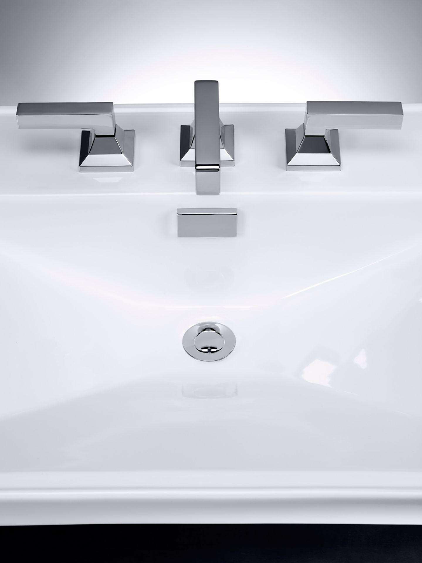 Lloyd® Widespread Lavatory Faucet - TotoUSA.com