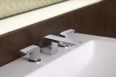 Charmant Soirée Widespread Lavatory Faucet