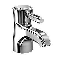 Guinevere Single Handle Lavatory Faucet, 1.5 GPM