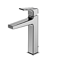 GB Single-Handle Faucet - 1.2 GPM - Semi-Vessel