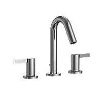 GF Widespread Faucet - Lever Handles - 1.2 GPM