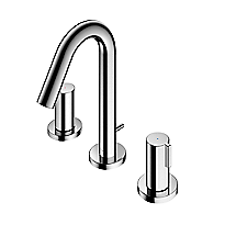 GF Widespread Faucet - 1.2 GPM