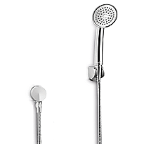 "Transitional Collection Series A Single-Spray Handshower 3-1/2"" - 2.5 GPM"