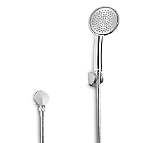 "Transitional Collection Series A Single-Spray Handshower 4-1/2"" - 2.5 GPM"