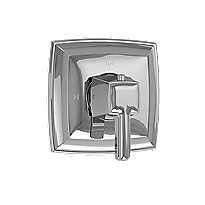 Connelly™ - Moldura con válvula termostática de mezcla