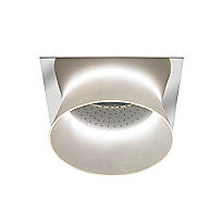 Aimes® Ceiling-Mount Showerhead with LED Lighting